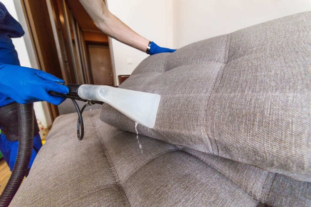 upholstery cleaning demo San Francisco CA